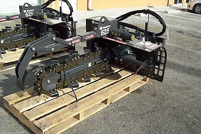 Skid Steer Trencher36depth6 Dig Widthfits All Skid Steers Bradco Made Usa