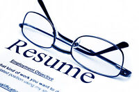 Top-notch Resume & Cover Letter Modifying HR Experts