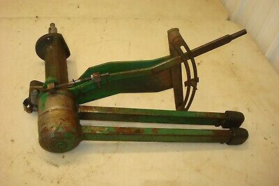 1966 Oliver 1550 Gas Tractor 3pt Hydraulic Lever Assembly