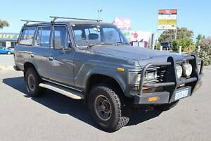 Toyota LandCruiser - TURBO DIESEL - Automatic 4X4 - 6 Seater Yangebup Cockburn Area Preview