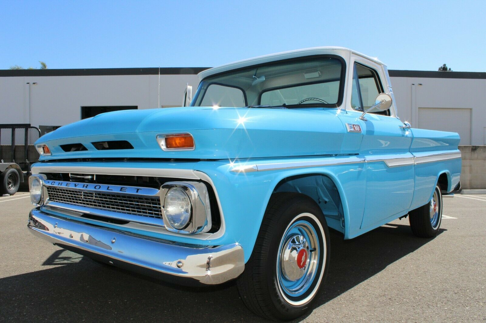 new c10  pro touring                         see video