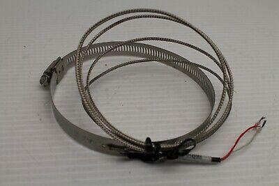 Watlow 72xjsge048a Type J Pipe Clamp Thermocouple 4-14 - 5 Clamp Range