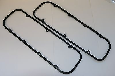 BB Chevy 396 427 454 502 Steel Core Rubber Valve Cover Gaskets High Quality! BBC