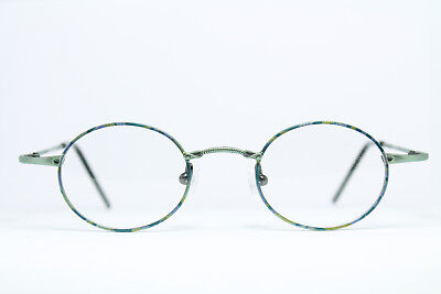 STOEFFLER Vintage Brille Eyeglasses Occhiali Gafas Bril 7980-3 Bunt Oval