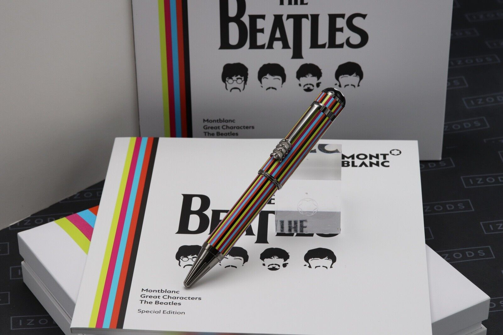 Montblanc Great Characters The Beatles Special Edition Ballpoint Pen - UNUSED
