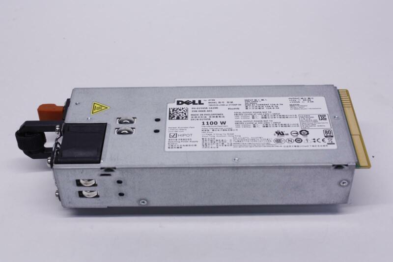 DELL 1Y45R R510 T710 R810 R815 R910 1100W POWER SUPPLY