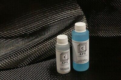 Apx Uv Epoxy Resin 6 Oz Slow Hardener For Carbon Fiber