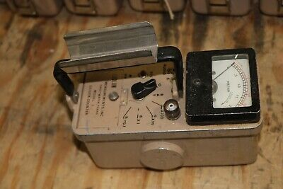 Ludlum Model 3 Geiger Counter
