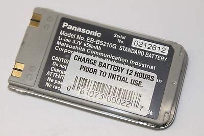 Genuine OEM Panasonic EB-BS210G Replacement Standard Li-Ion Battery 3.7V - 650mah Lithium Ion Replacement Battery