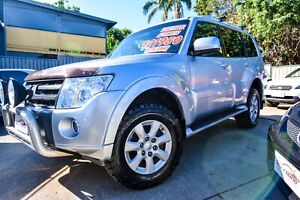 2010 MITSUBISHI PAJERO RX 4X4 TURBO DIESEL Tweed Heads Tweed Heads Area Preview