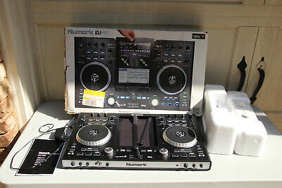 Numark iDJ Pro Professional DJ Controller with box, quickstart guide and adapter for sale  Shipping to South Africa