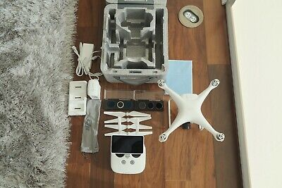 DJI Phantom 4 PRO Professional Drone With 2 Batteries