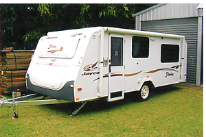 2007 Jayco POP TOP J Series 17' Hope Island Gold Coast North Preview