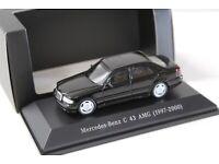 1:43 Spark Minimax mercedes GLC x253 Grey dealer New en Premium-modelcars