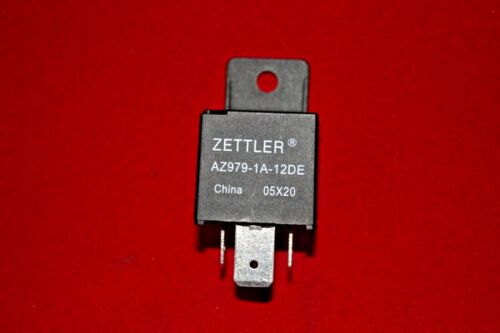 American ZETTLER - POWER RELAY 80A Relay - P/N: AZ979-1A-12DE - *US Ship - NEW*