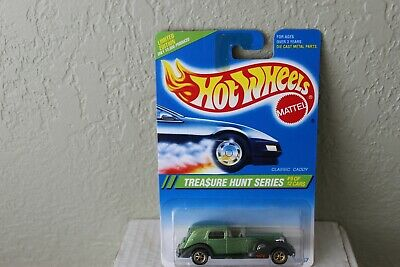 Hot Wheels 1995 Treasure Hunt #9 Classic Caddy
