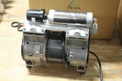 Thomas Model 2688tghi4030221b 220-240v Compressor Vacuum Pump
