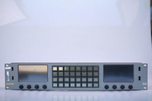 EVERTZ CP-2232E 2RU Advanced System 32 Button Control Panel