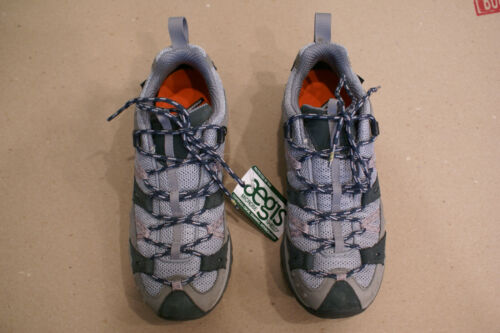 Merrell Siren Sport Vibram Waterproof Hiking Shoe Pewter/Peppermint 8.5 J16944
