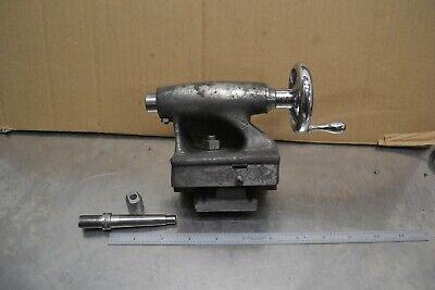 Craftsman Atlas 6 Metal Lathe Tailstock Assembly 618 101