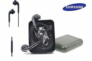 Genuine-Samsung-Galaxy-S8-S7-S6-Edge-Note-5-4-Handsfree-Earphones-Headset-Black