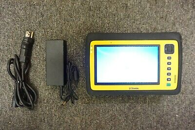 Trimble Yuma 2 Tablet W Field Link Mep 2.4ghz Radio Robotic Total Station Rts