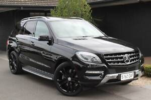 2014 Mercedes-Benz ML350 BlueTEC Wagon with Designo Edition Package North Brighton Holdfast Bay Preview