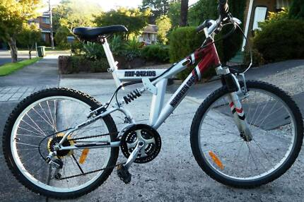 Bicycle Kids Northern Star Downhill/Mountain 24 inch, 21 Gears