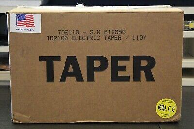 Marsh Td2100 Electric Gummed Tape Dispenser