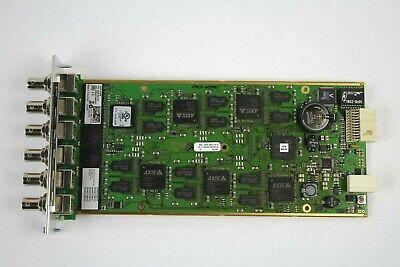 Axis Communications Q7406 Six Channel Video Encoder Blade 0289-001-02
