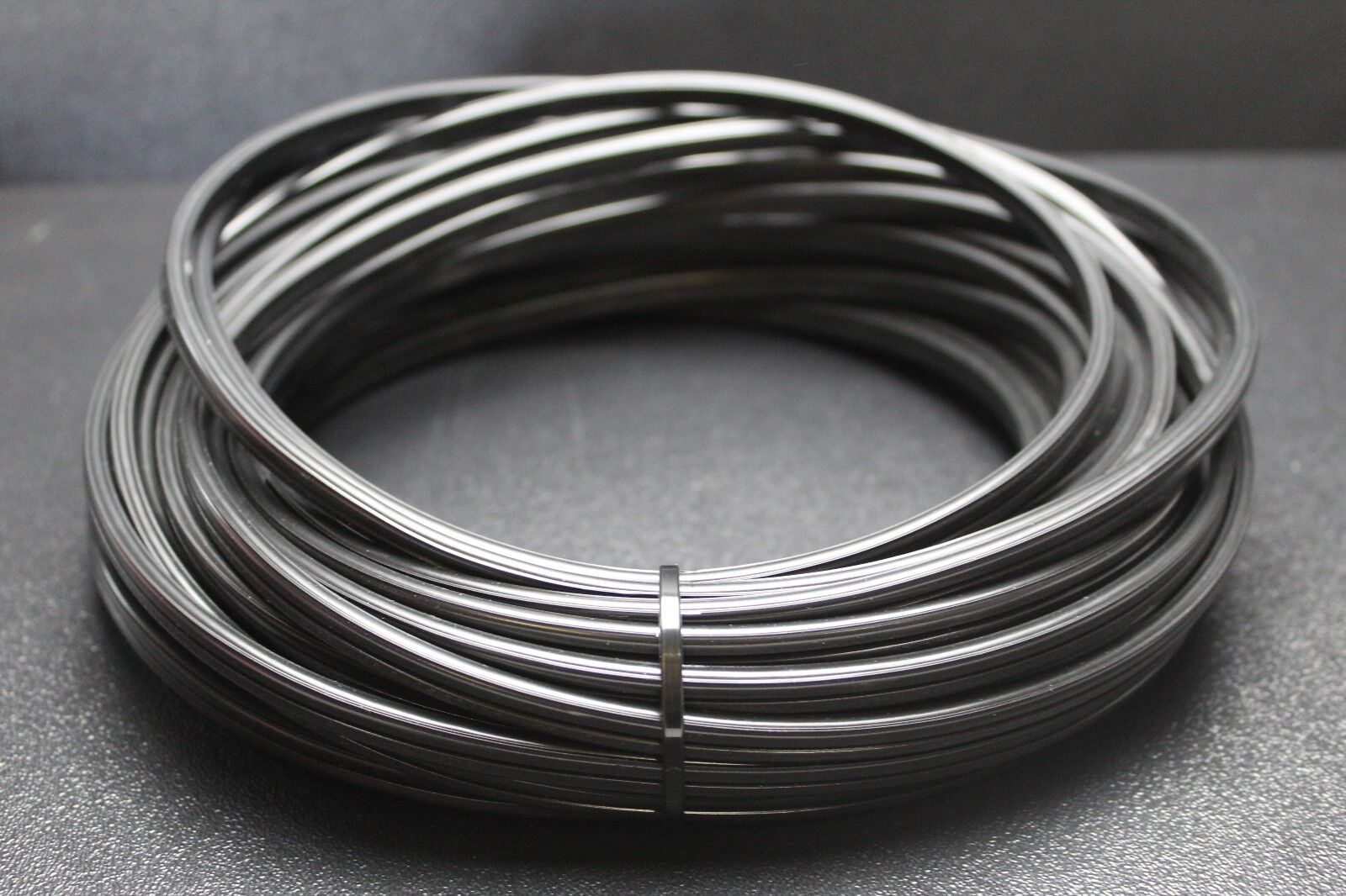 LANDSCAPE WIRE 5 FT SOUTHWIRE 14/2 BLACK STRANDED 100% COPPE