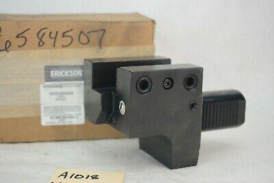 Erickson Vdi 40 Turret Tool Holder 1 Left Hand Tool 32.4025 Facing Tool Vdi40