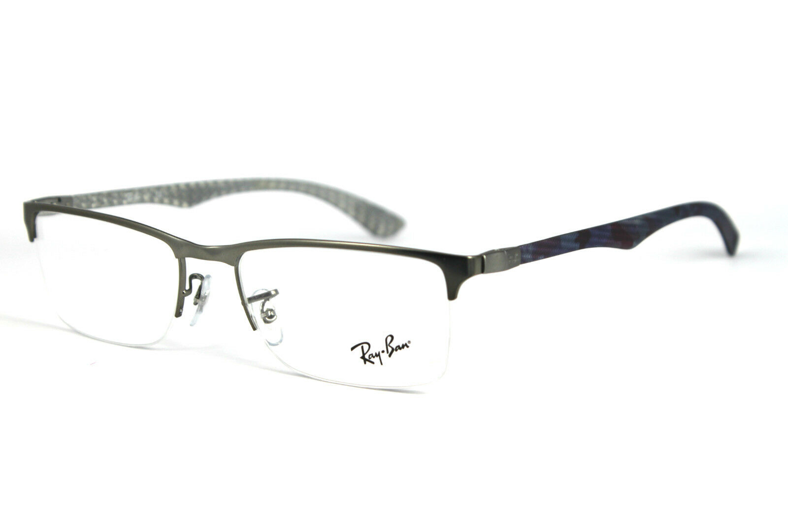 Ray-Ban Fassung / Glasses RB8413 2851 Gr. 54 Insolvenzware # 133 (26 ...