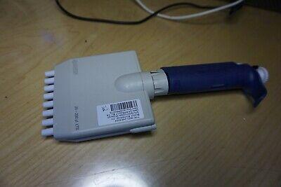 Rainin Pipet-lite Pipettor Pipet Lts Pipet Multichannel  L200 20-200 Ul