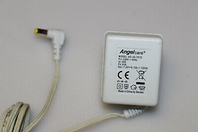 Chargeur Power Adaptor Angel Care 7.5V 0.15A Model: AD-35-7515