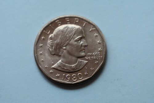 1980 S Susan B Anthony Dollar