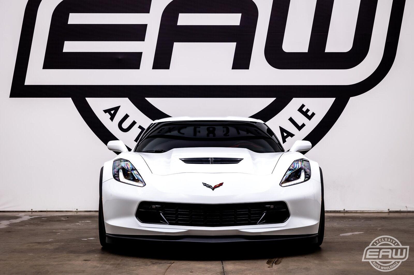 2019 White Chevrolet Corvette Z06 2LZ | C7 Corvette Photo 6
