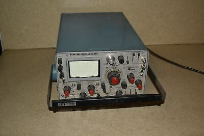 Tektronix Type 454 Oscilloscope Dk29