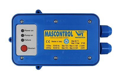 Spare Part Electronics Box for mascontrol Pump Control Pressure Switch
