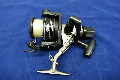 Details about  /Shimano Spirex 4000 Front Drag Quickfire II Spinning Reel Fishing Gear