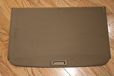 96-04 ACURA RL SUNROOF SUN MOON ROOF SHADE SUNSHADE TAN BEIGE