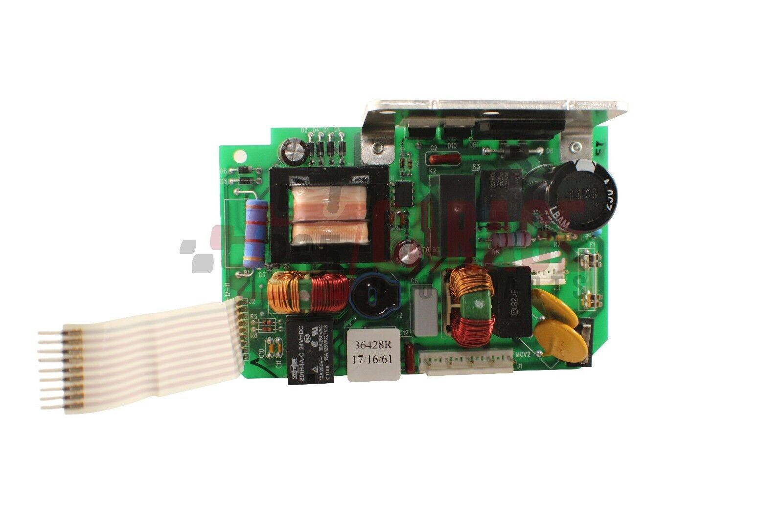 Genie 36428r S Garage Door Opener Sequencer Circuit Board