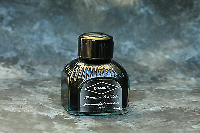 Diamine Schreibtinte für Füllfederhalter im 80 ml Glas