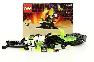 Lego Space Blacktron II Set 6878 Sub Orbital Guardiaн 100% complete +instr. 1991