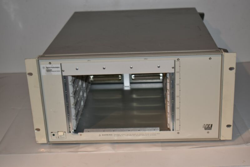 ^^ Agilent E3238S Signal Intercept and Collection System / CHASSIS  (IG58)