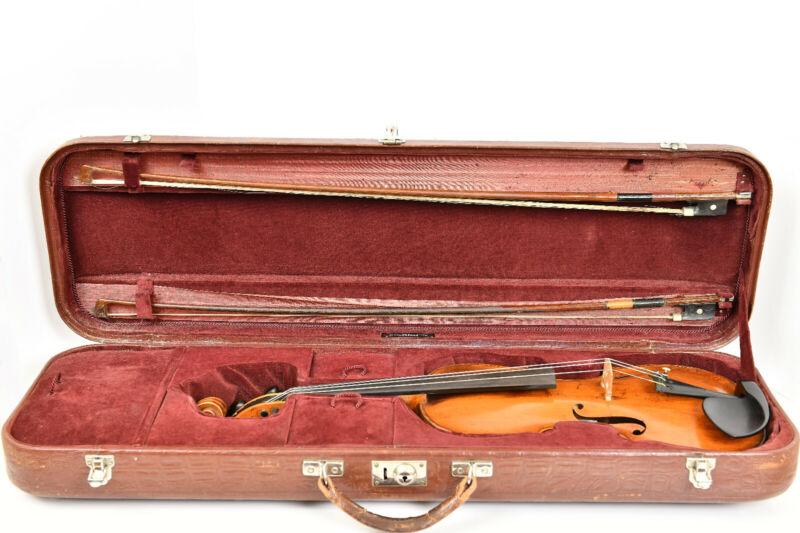 Antique 4/4 David Hopf Violin c.1780