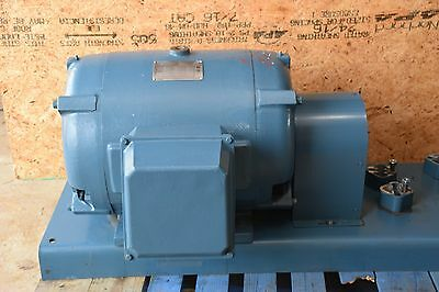 NEW AO Smith Motor, 75 HP,C-393333-60, 3565 RPM, 3 Phase, 364TS Frame SCE, E728