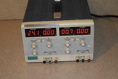 Protek 3032b Dual Power Supply 0-30v 0-3 Amps