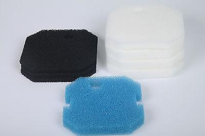 Carbon Coarse Foam Poly Filter Pad Fits Eheim Professionel 2 2222/2322/2224/2324