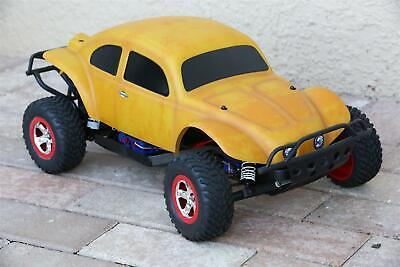 Custom Body Bug Rusty for Traxxas Slash 1/10 Truck Car Shell Cover 1:10